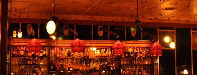 Bar Marmont is one of The Best Hotel Bars in Los Angeles.