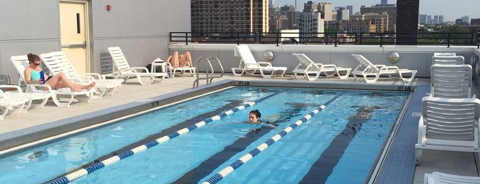 Lakeview Athletic Club is one of 50 Best Swimming Pools in the World.