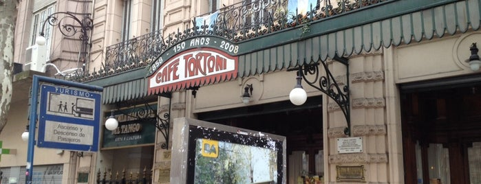 Gran Café Tortoni is one of Bue: Geral.