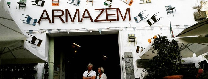 Armazém is one of Peq. Alm. & Lanche (Grande Porto).