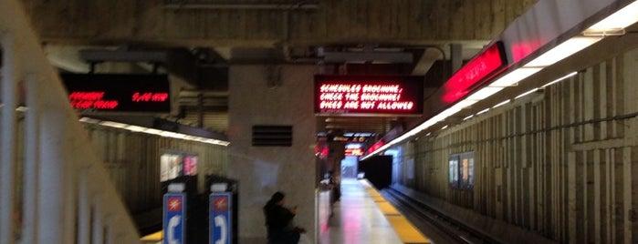 Balboa Park MUNI Metro Station is one of moonee.