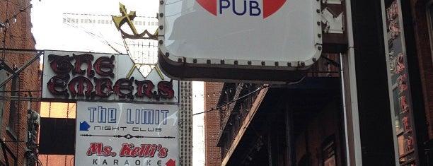 Fleet Street Pub is one of My Nashville Favorites.