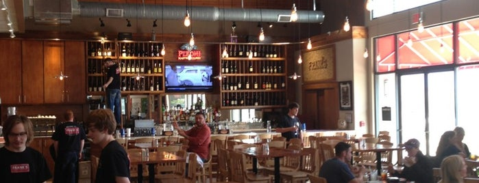 Frank's Pizza Napoletana is one of Top 10 favorites places in Shreveport, LA.