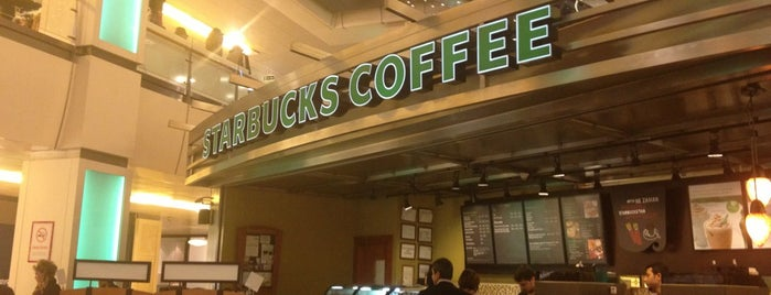 Starbucks is one of İSTANBUL #2.
