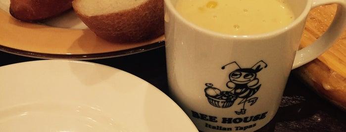 CHEESE & WINE BEE HOUSE 渋谷道玄坂 is one of 渋谷周辺おすすめなお店.