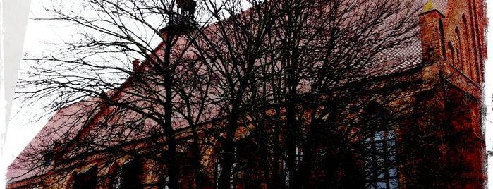 Paulikloster is one of Brandenburg Blog.