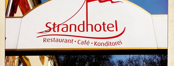 Strandhotel is one of Brandenburg Blog.