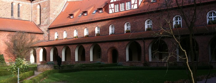 Lehnin is one of Brandenburg Blog.