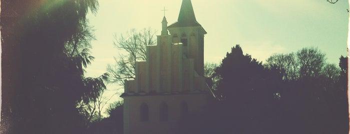 Kirche Criewen is one of Brandenburg Blog.