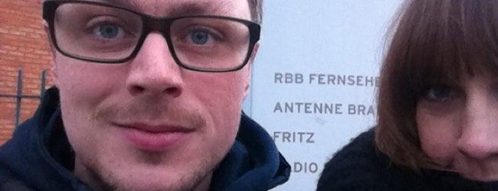 Fritz vom RBB is one of Brandenburg Blog.