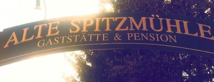 Alte Spitzmühle is one of Brandenburg Blog.