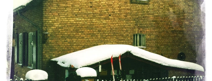 Forsthaus Wensickendorf is one of Brandenburg Blog.