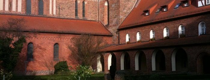Zisterzienserkloster Lehnin is one of Brandenburg Blog.