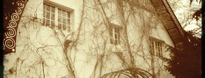 Brecht-Weigel-Gedenkstätte is one of Brandenburg Blog.