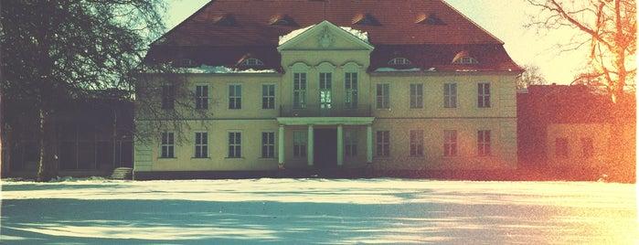 Schloss Criewen is one of Brandenburg Blog.