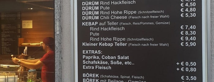 Aganigi Naganigi Döner Kebap is one of salzburg.