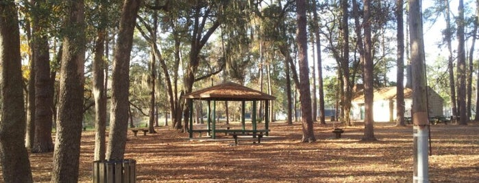 Boone Park is one of JAX , FL.