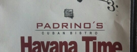 Padrino's Cuban Bistro is one of Dining in Orlando, Florida.