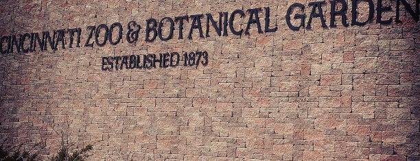 Cincinnati Zoo & Botanical Garden is one of Fav Cincinnati Landmarks.
