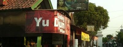 Gudeg Yu Djum is one of Visited Places in Yogyakarta :).