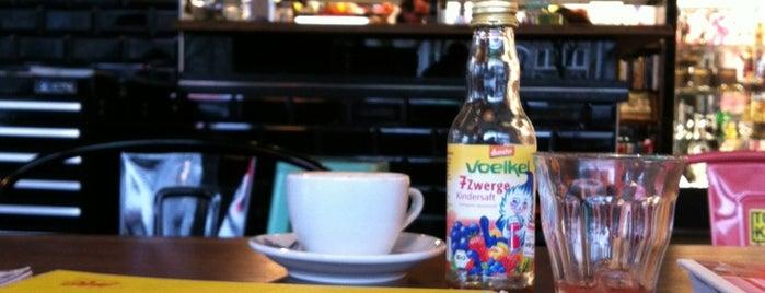 TOYKIO Gallery & Coffee is one of Don't do Starbucks et al.!.