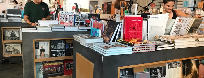 Powerhouse Books is one of New York.