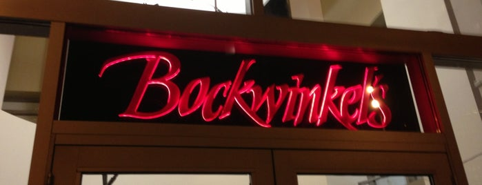 Bockwinkel's is one of Decent places in the Chicago Loop.