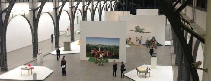 Hamburger Bahnhof – Museum für Gegenwart is one of Berlin Calling.