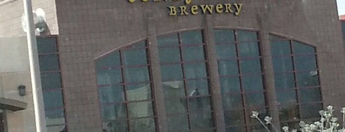 Tenaya Creek Brewery is one of Vegas To-Do.