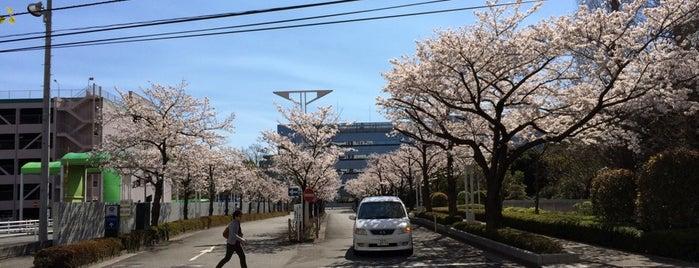野村総合研究所 日吉データセンター is one of データセンター.