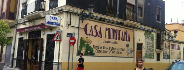 Casa Montaña is one of Jesús M.