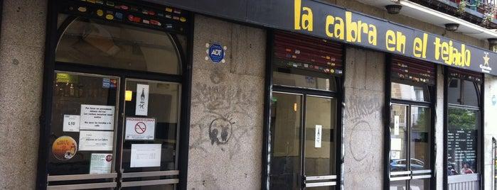 La Cabra en el Tejado is one of Favorite Nightlife Spots.