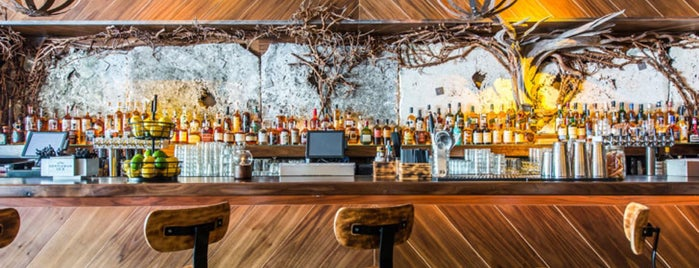 Commonwealth Miami is one of The 15 Best Places for Whiskey in Miami Beach.