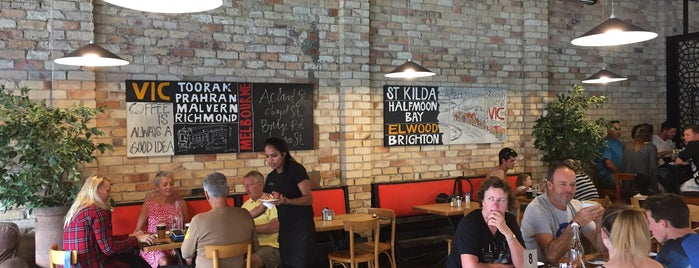 Cafe Melbourne is one of Café's.