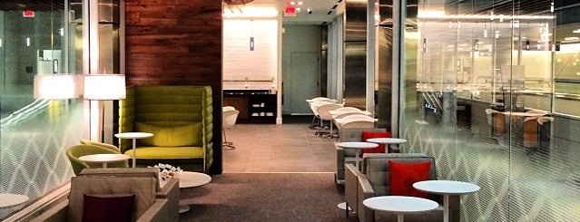 The Centurion Lounge by American Express is one of Relax!.