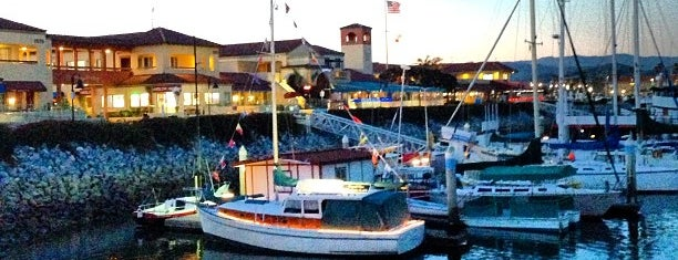 Ventura Harbor Village is one of Dan's Places.