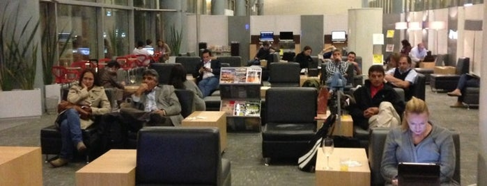 Sala VIP LATAM is one of Salas VIP-Lounges.