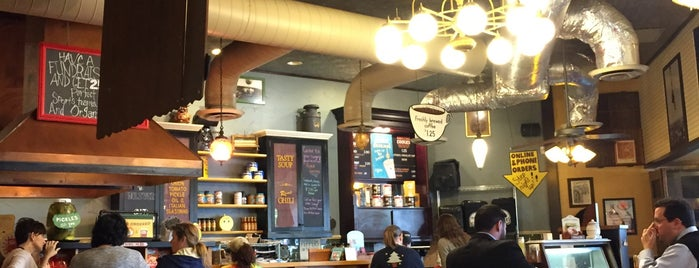 Potbelly Sandwich Shop is one of Single joints of Ft worth.