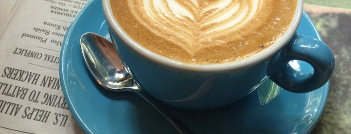 Bluebird Coffee Shop is one of Be a Local in the East Village.