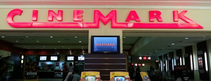 Cinemark is one of Lugares que já dei checkin.