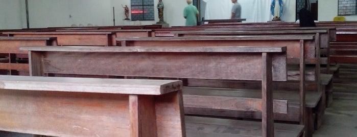 Capela Nossa Senhora das Graças is one of Vicariato Oeste [West].