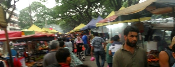 Bazaar Ramadhan Jalan Kuching is one of makan @ KL #16.