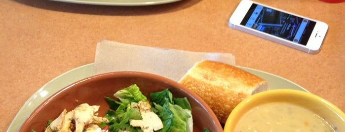 Panera Bread is one of Tasty Bites and Sips.