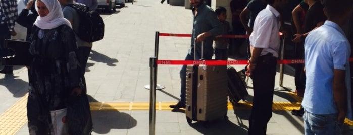 Şırnak Şerafettin Elçi Havalimanı (NKT) is one of Havalimanları.