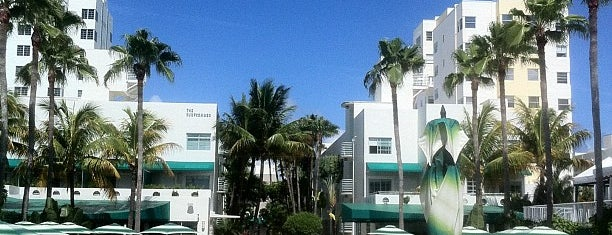Kimpton Surfcomber Hotel is one of Beach Hotels in Miami Beach.