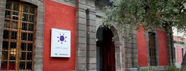 Centro de la Imagen is one of Museos en DF.