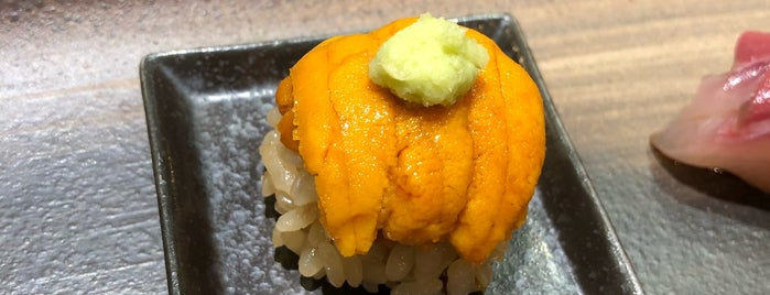 Sushi Matsuo is one of Bangkok Gastronomy.