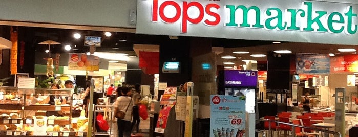 Tops Market is one of Chiang Mai, Thailand.