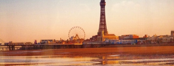 Blackpool Tower is one of Where I have been.
