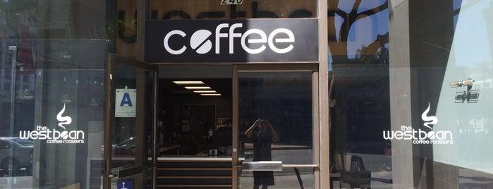 Downtown San Diego Coffee Spots